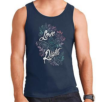 Trollen Love Right Men's Vest