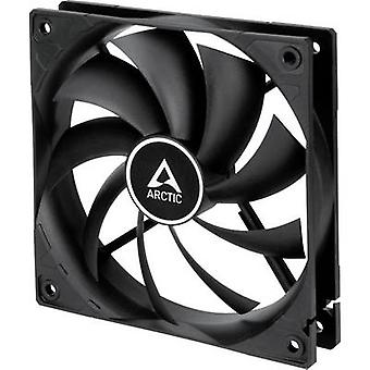 Arctic F12 PWM PST PC fan Noir (W x H x D) 120 x 120 x 25 mm