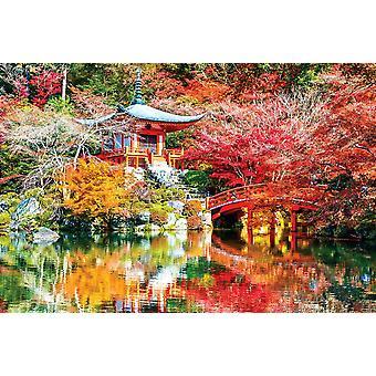 Tapete Mural Daigoji Tempel Im Herbst