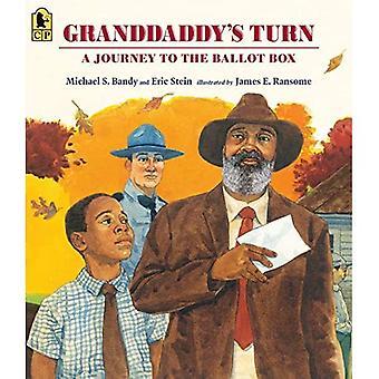 Grootvader van bocht: een reis naar de stembus