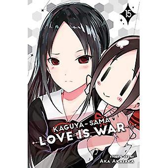Kaguya-sama: Kærlighed er krig, Vol. 15 (Kaguya-sama: Kærlighed er krig)
