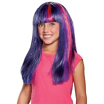 Twilight Sparkle Wig - Child - My Little Pony