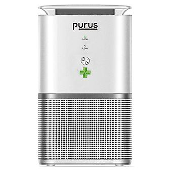 Purus Auto Air Purifier Air Cleaner for home with True HEPA & Active Carbon Filter