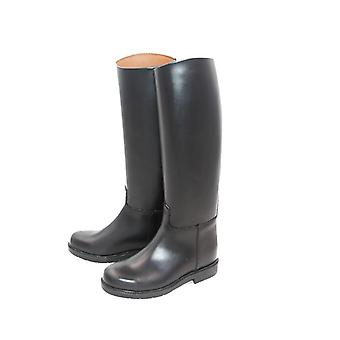 Smooth-box Leather Lining Dressage Equestrian Horse Riding Boots
