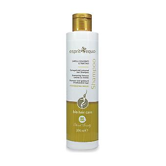 Shampoo for colored and treated hair 200 ml