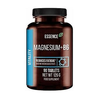 Magnesium + B6 90 tablets of 1000mg