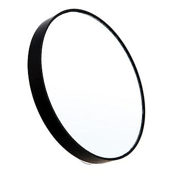 Portable And Round Shape-magnifying Mirror With Two-suction Cups