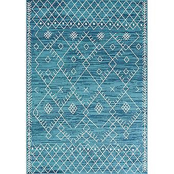 """SKY 6423 7'10""""X 10""""10"""" / Tappeto Ocean Blue"""