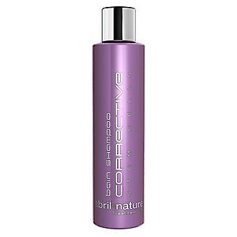 Anti-Frizz Shampoo Korrektur Stammzellen Abril Et Nature (250 ml)