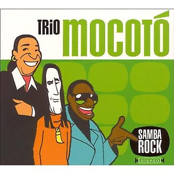 Trio Mocoto - Samba Rock [CD] USA import