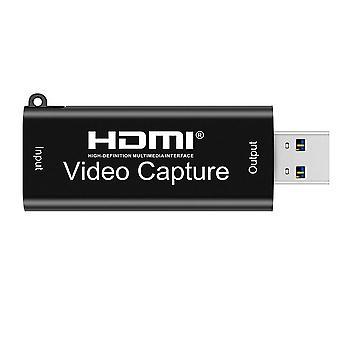 Hdmi Card Video Grabber Record Box