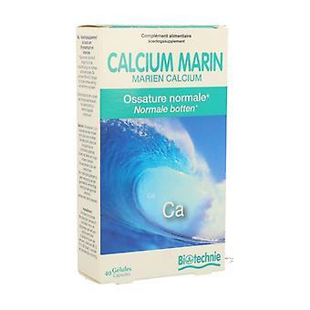 الكالسيوم مارين 40 كبسولة