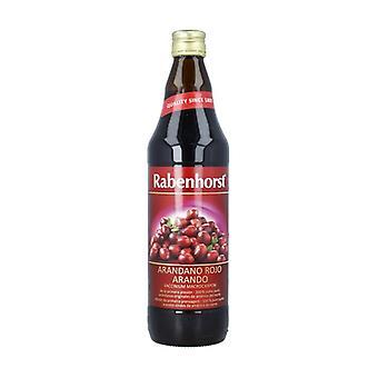American Cranberry Juice 750 ml
