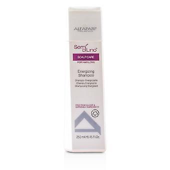 AlfaParf 半堤 Lino 头皮护理活力洗发水 (为脱发) 250 毫升/8.45 盎司