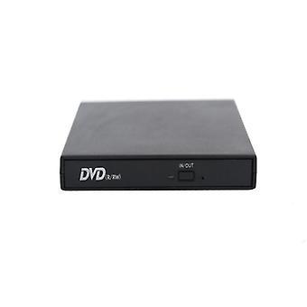 EXTERNE DVD-RW-cd-brander voor USB 2.0