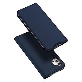 DUX DUCIS Pro Series Caso Samsung Galaxy A32 5G - Azul Oscuro