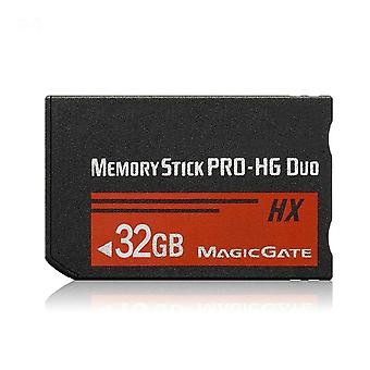 For Sony 4gb 8gb 16gb 32gb 64gb Psp 1000/2000/3000 Memory Stick Ms Pro Duo