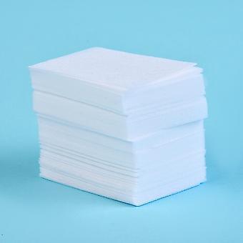 Körömlakkletávolító törlőkendő (fehér)