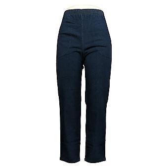 الدنيم وشركاه المرأة & apos&ق السراويل الصغيرة تمتد سحب على W/ جيوب الأزرق A235873