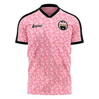 Palermo 2020-2021 Home Concept Football Kit (Libero)