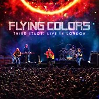 Flying Colors - Third Stage: Live In London [Vinyl] USA import