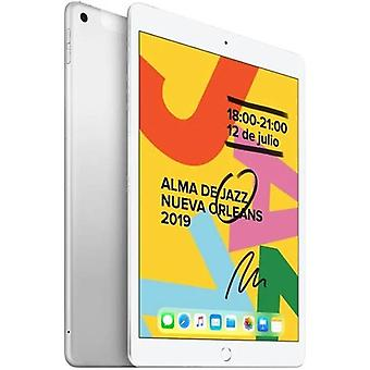 "Apple iPad 10.2 (2019) ""7th Generation 32GB WLAN + Cellular Silver"