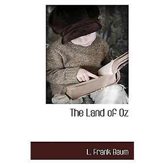 The Land of Oz by L Frank Baum - 9781116995657 Book
