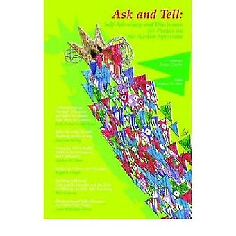 Ask and Tell - Self-Advocacy and Disclosure for People on the Autism S
