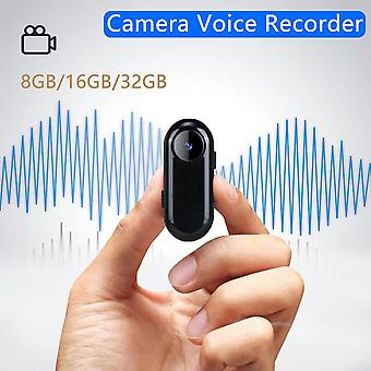 Best mini voice recorder audio mp3 player clip 16gb camera voice detacphone voice activated recording 192kbps hd video recorders