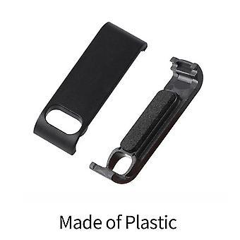Cubierta de la carcasa lateral recargable de reemplazo Cubierta de la puerta de la batería (a)