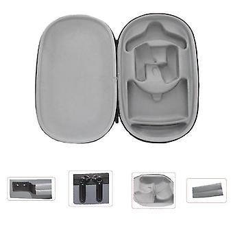 Bolsa de almacenamiento eva portátil de viaje funda de protección que lleva cubierta de caja para -oculus quest 2 accesorios del sistema de realidad virtual