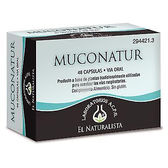 El Naturalista Muconatur 48 Capsulas