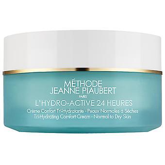 Jeanne Piaubert L'hydro Active 24h Crema Confort Tri-Hydratante Pns 50 ml