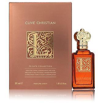 Clive christian l floral chypre eau de parfum spray by clive christian 553930 50 ml