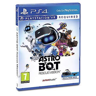 Astro Bot Rescue Mission PS4 Spiel (PSVR Erforderlich)