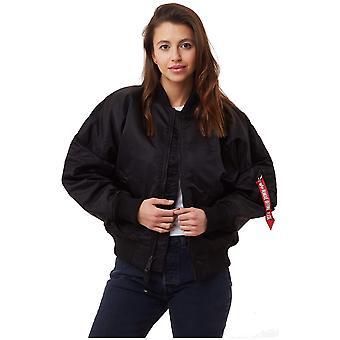 Alpha Industries MA1 OS Wmn 12800103 universel toute l'année vestes pour femmes