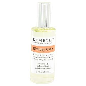 Demeter birthday cake cologne spray by demeter 426364 120 ml