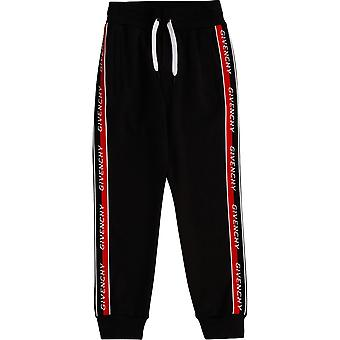 Givenchy Kids Cotton Joggers