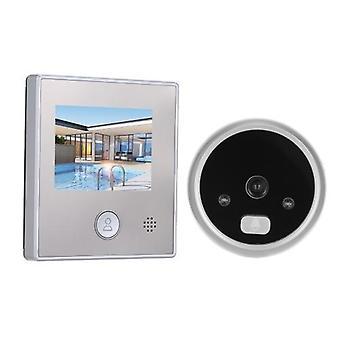 1.3MP peephole oven kamera
