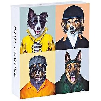 Notecards  Dog People Quicknotes