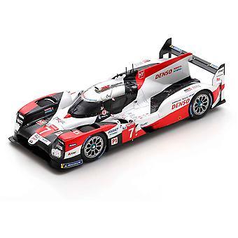Toyota TS050 Hybrid M. Conway - K. Kobayashi - J.M. Lopez (Toyota Gazoo Racing 3rd Place Le Mans 2020) Diecast Model