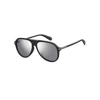 Polaroid - Akcesoria - Okulary przeciwsłoneczne - PLD2071GSX-003 - Mężczyźni - darkblue,gold