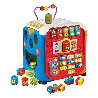 Interactive Toy for Babies Alfacubo Sorpresas Vtech (ES)
