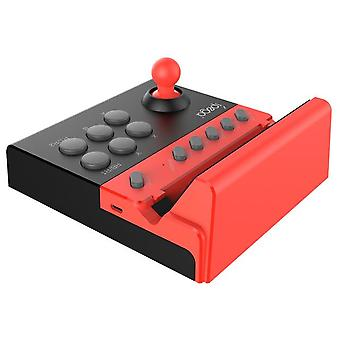 For nintend switch arcade joystick game rocker usb fight stick controller with turbo function buttons gamepad joystick 9135