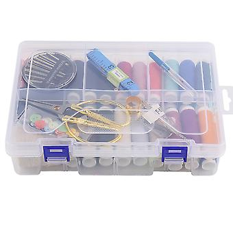 Sewing Box Set Thread Household Hand Sewing Embroidery Tools Thread Set