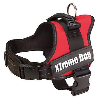 Arquivet Xtreme Hundesele Rød (Hunder , Krage, Ledninger og Seler , Seler)
