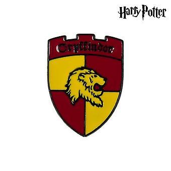 Pin Gryffindor Harry Potter Metall Rød Gul
