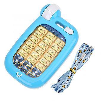 Arabski Al Koran Symulacja Telefon Toy, Islamski Dzieciaki Nauka Języka,