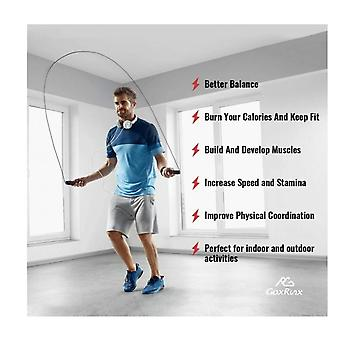 Jump Rope Skipping Rope voor workout, Jumping Rope Jump Ropes voor fitness