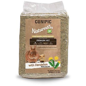 Cunipic Naturaliss Hay With Dandelion (Small pets , Hay)